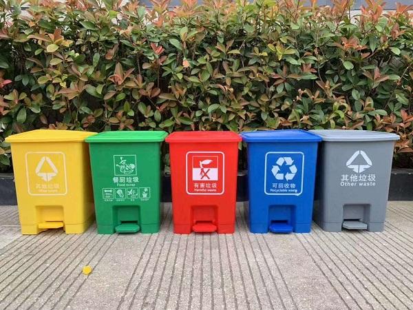 分类垃圾桶,塑料垃圾桶生产厂家,天津